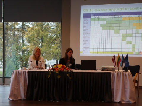 In 3B meeting ESFA presented the Lithuanian progress in the ESF program